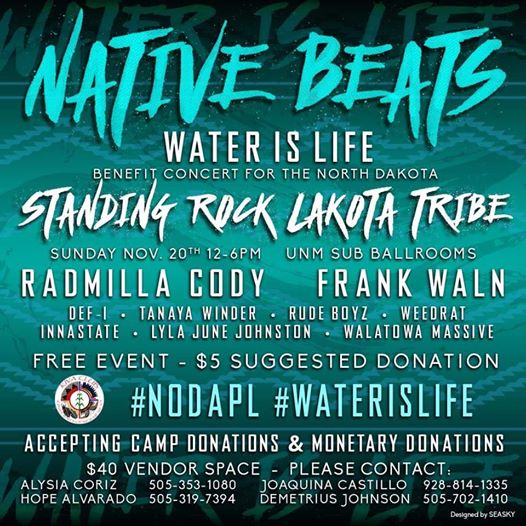 http://www.rockwired.com/NativeBeatsWaterIsLife.jpg