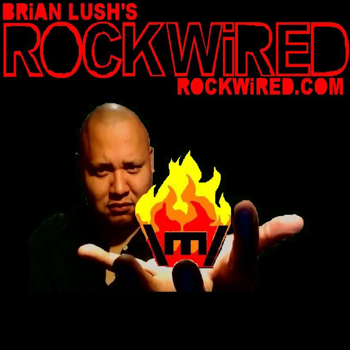 BrianLushRockwired2